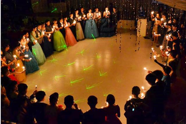 High School Night-Remnant International School-Balungao Campus