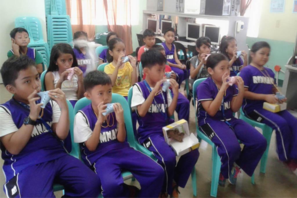Ocarina Class-Remnant International School-Balungao Campus