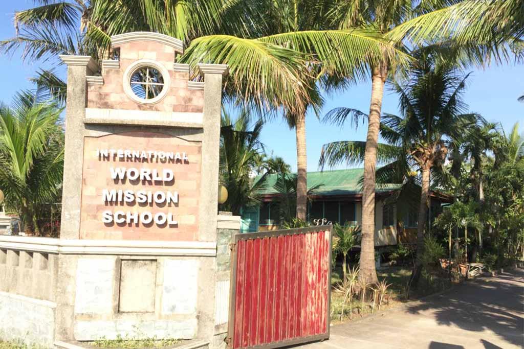 Remnant International School Caba Campus -Campus Entrance - International World Mission School