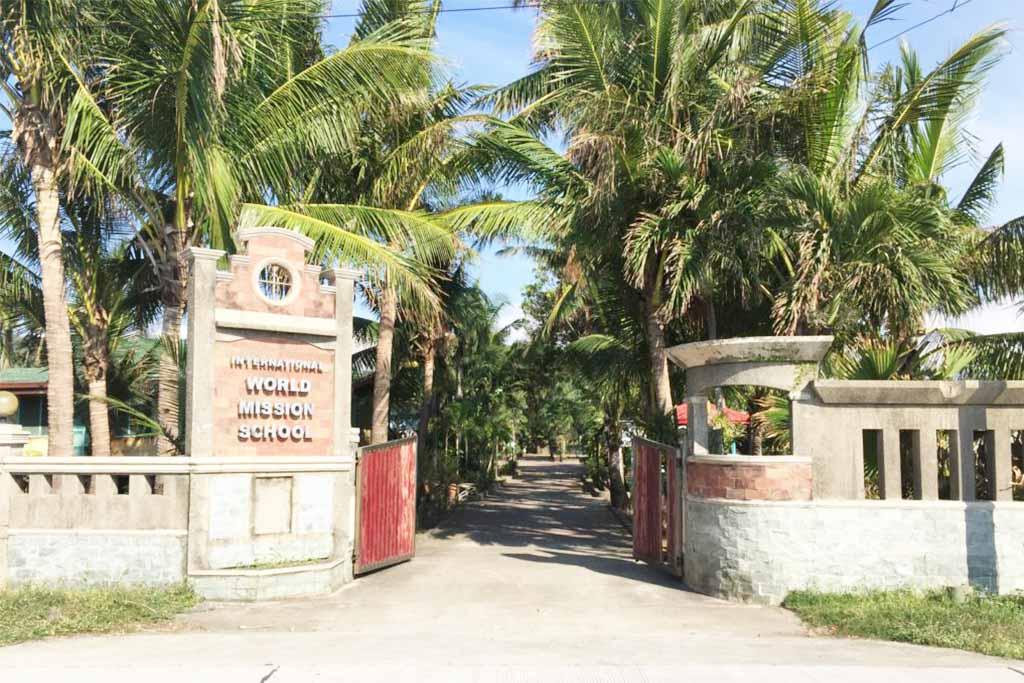 Remnant International School Caba Campus - Campus Entrance