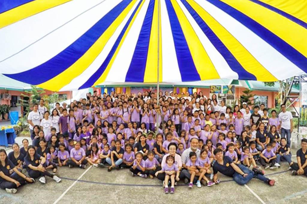 Remnant International School Students-Balungao Campus