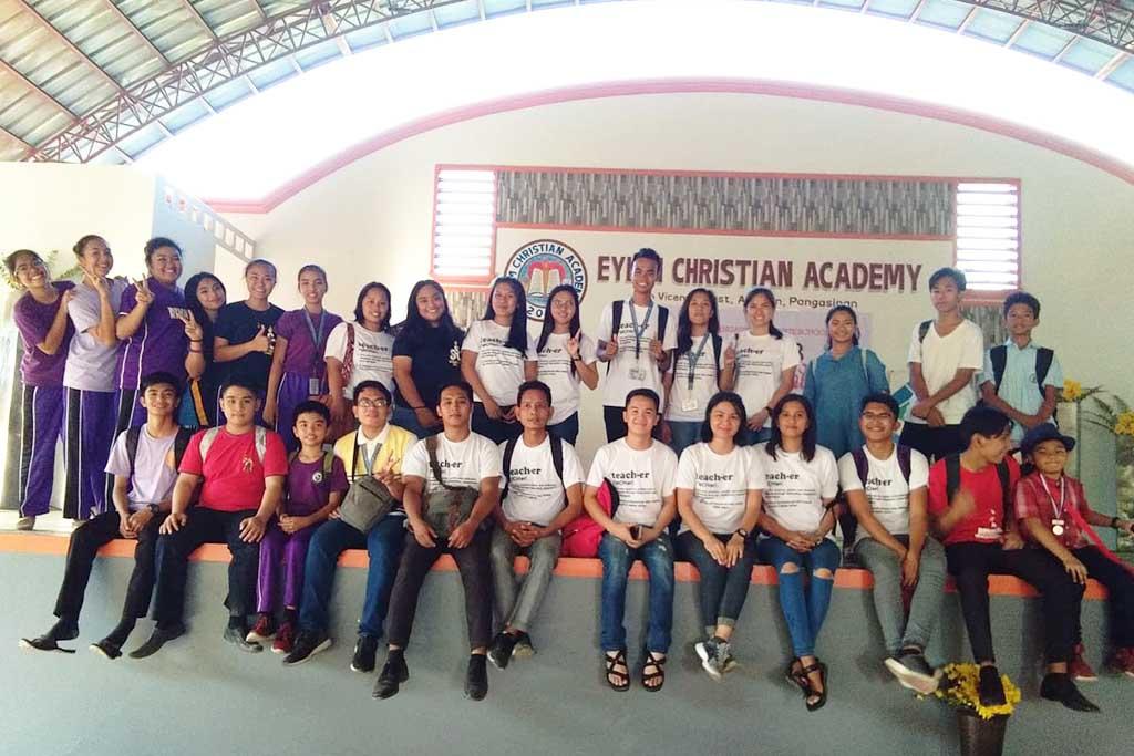 Remnant International School Balungao Campus - District 6B Festival of Talents @ Eylim Christian Academy
