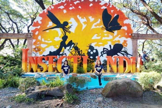 Remnant International School Balungao Campus Educational Trip 2018 @ Insectlandia