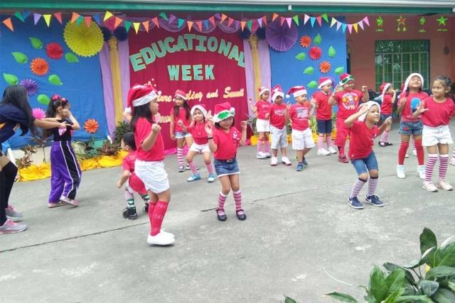 Remnant International School Balungao Campus - Educational Week - December 13-14, 2018 @ RIS-Balungao